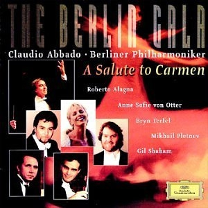 "New Year's Gala ""Silvesterkonzert 97"" A tribute to Carmen"